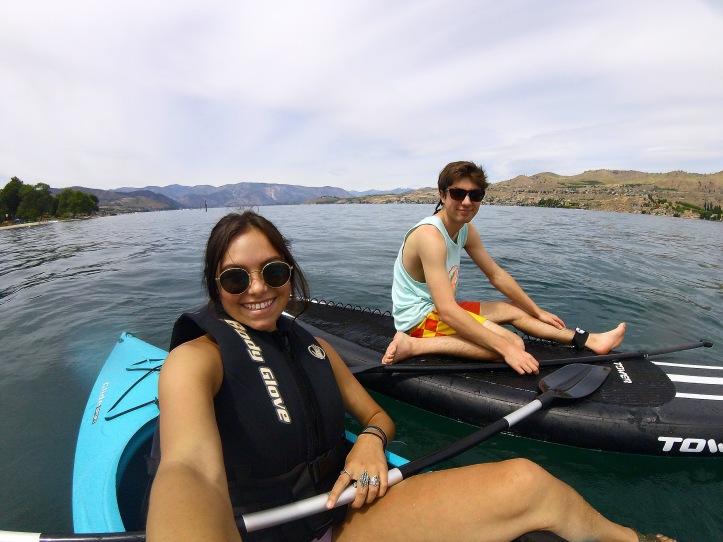 Lake Chelan Paddling