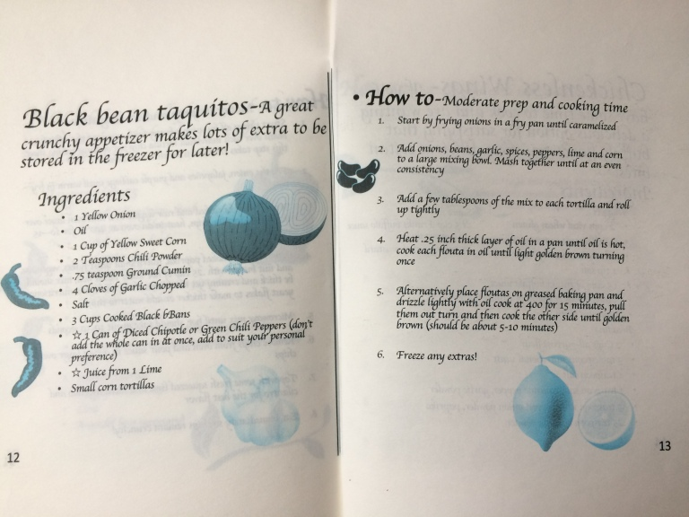 black bean taquito recipes