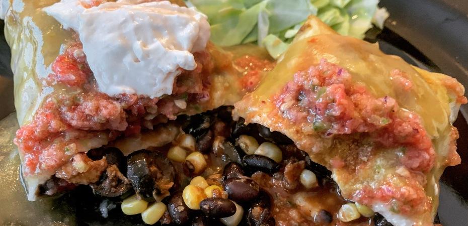 vegan enchiladas- classic recipe