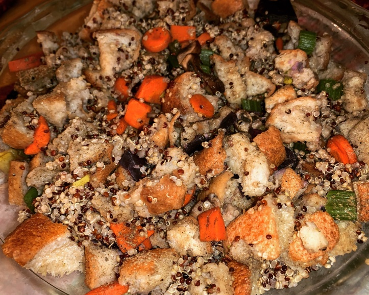 veggie vegan stuffing