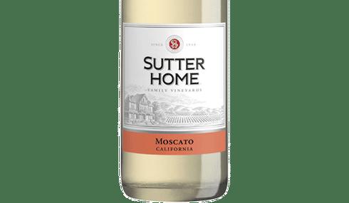 Vegan Sutter Home Moscato