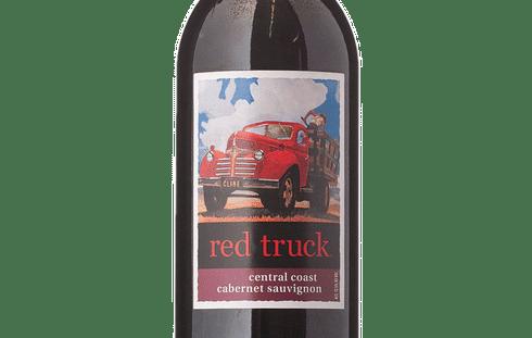 Vegan Red truck Cabernet Sauvignon