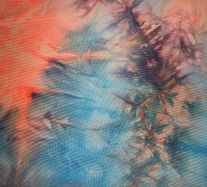 Pastel Tie Dye Recycled Ski Buff