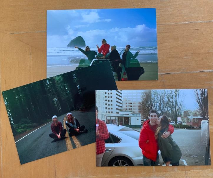 photo album sustainable gift