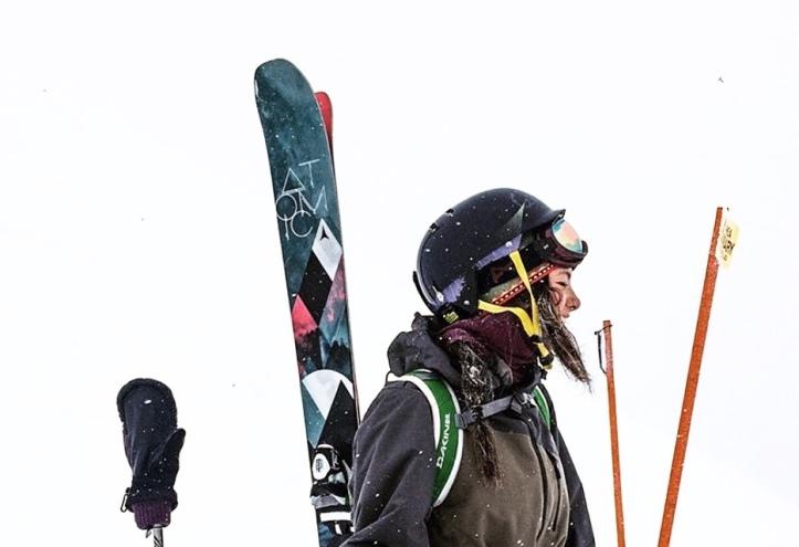 Atomic Millenium skis