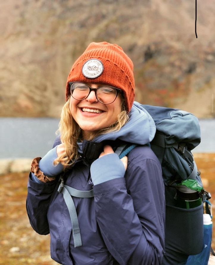 alli stassel hiking nac for adventure spotlight
