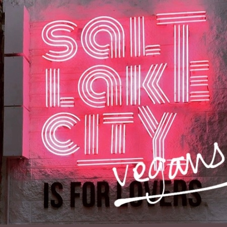 Salt Lake City is for Vegans