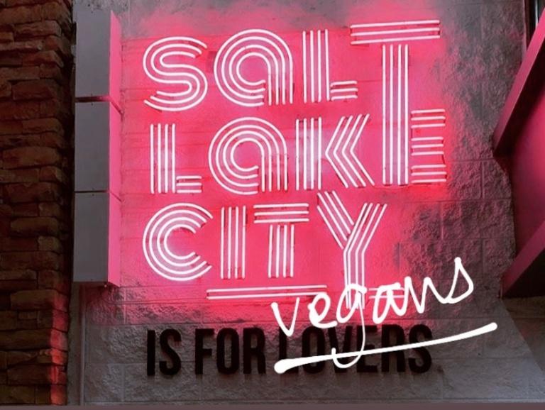 Salt Lake City is for Vegans