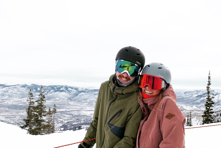 Wildhorn Drift Helmet Utah-based ski company