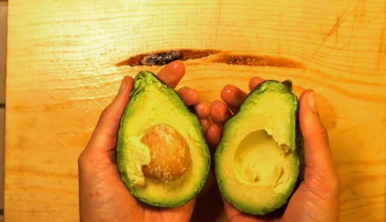 avocado for fishless fish tacos