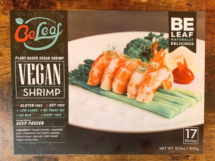 beleaf shrimp