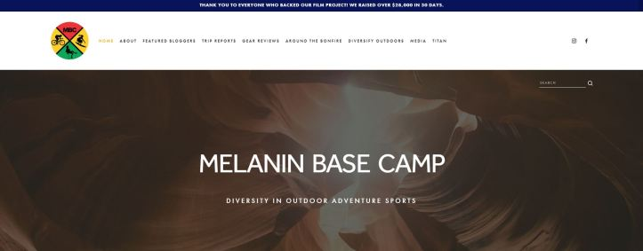 melanin base camp