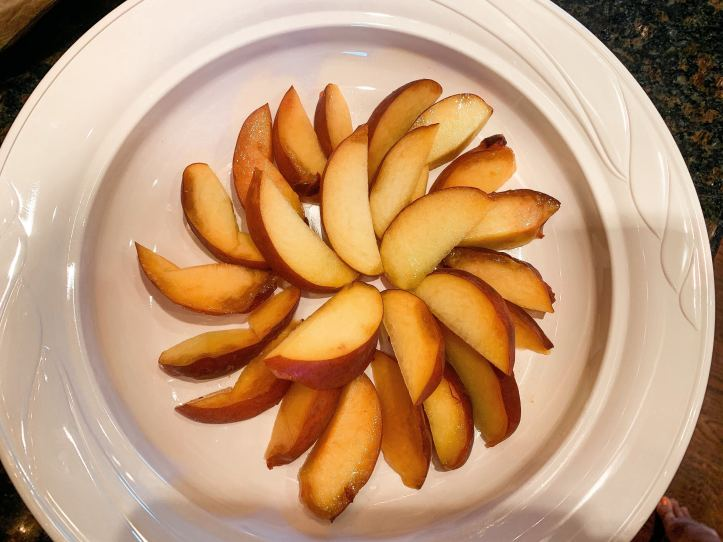 peaches for vegan adult jello shots