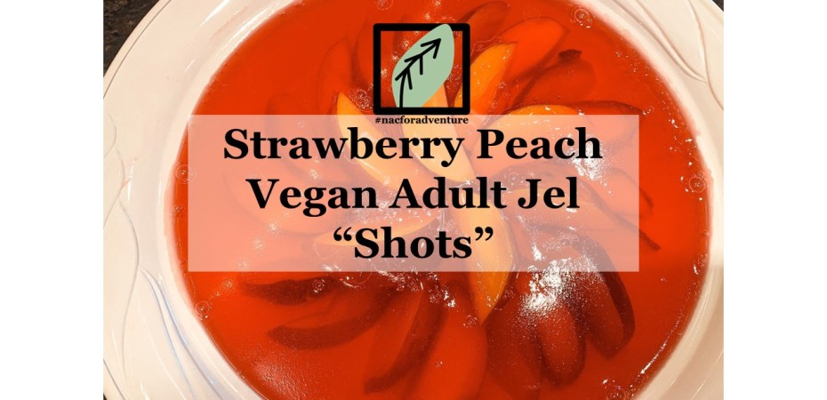 adult vegan jello shots