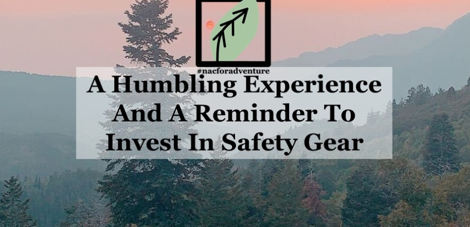 A Humbling Experience And A Reminder To Invest In Safety Gear