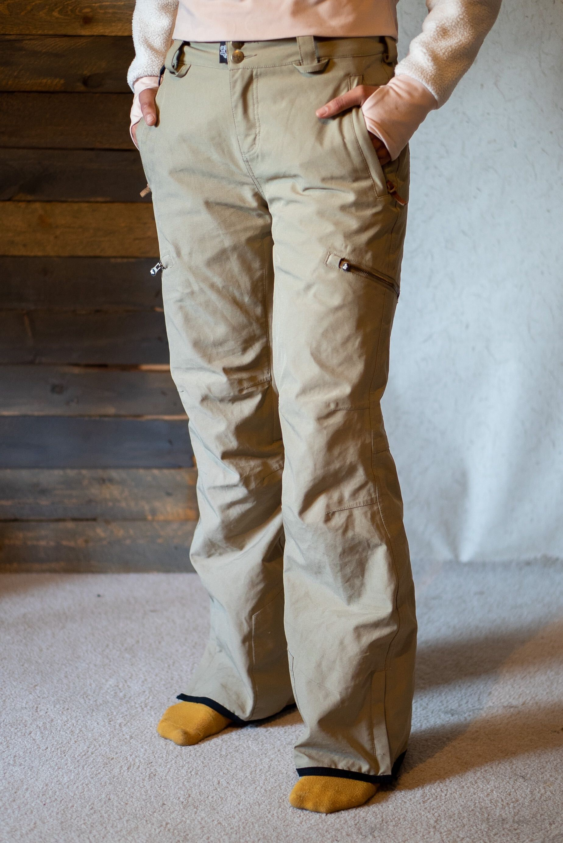 saga Outwerwear Oxford Pants