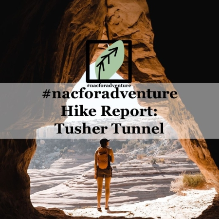 tusher tunnel trail review hike report