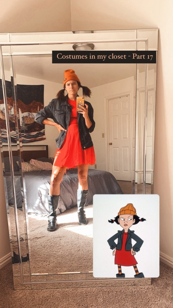 Ashley Spinelli Costume - Recess