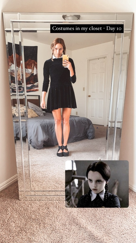 Wednesday Addams Costume - Addam's Family