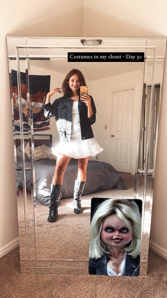 Bride of Chucky Costume - Bride of Chucky