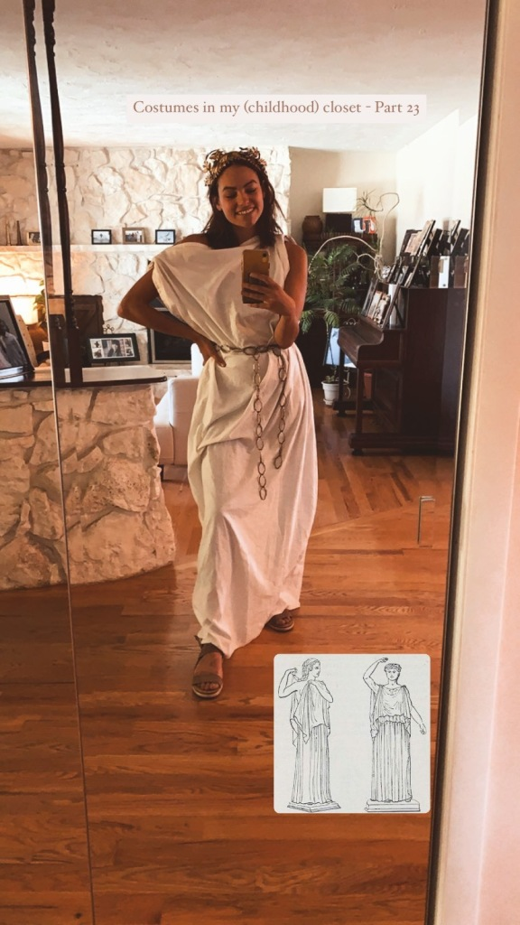 Toga Costume - Greek/ Roman
