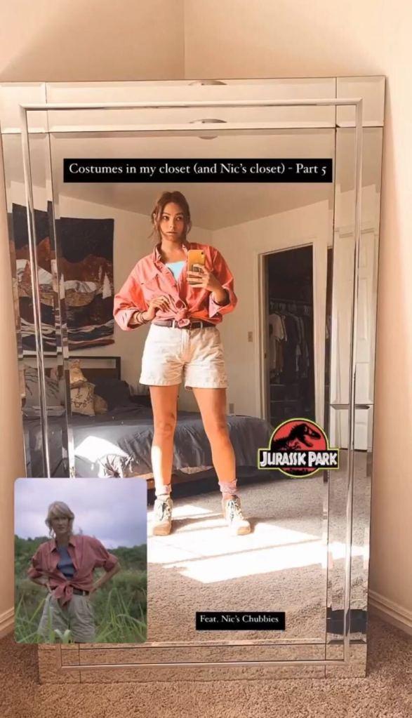 Ellie Sattler Costume - Jurassic park