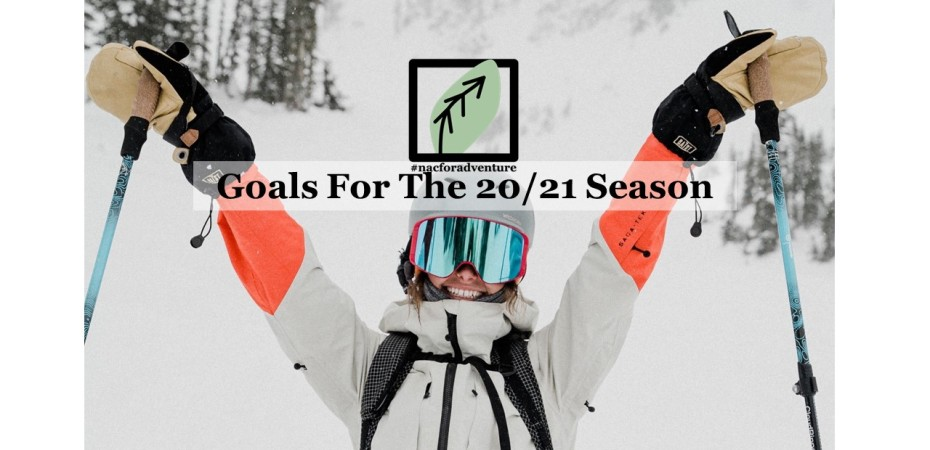 my ski goals for the 20/21 season at brighton, utah