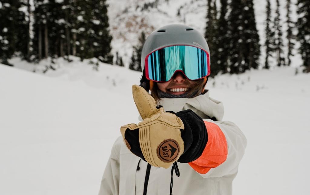 baist gloves- AJ cutler