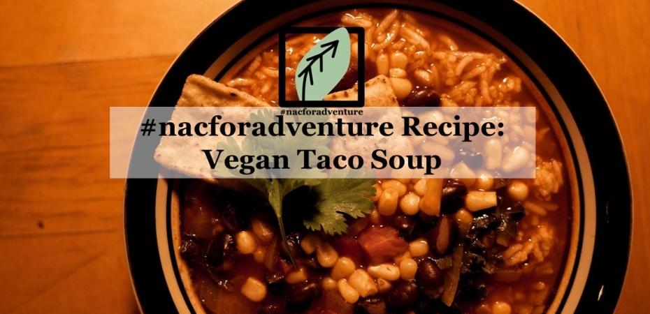 vegan taco tortilla soup recipe