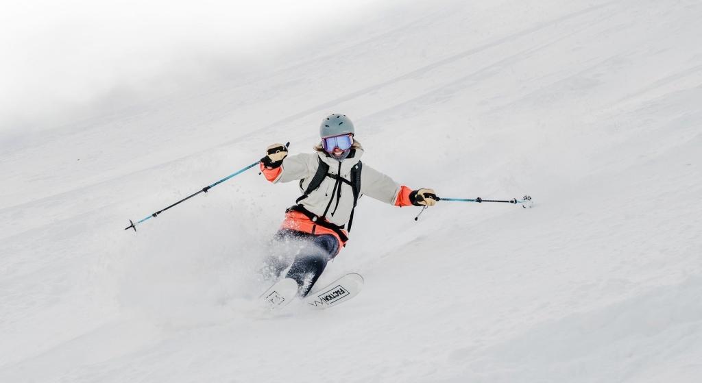 skiing at deer valley utah resort preseason