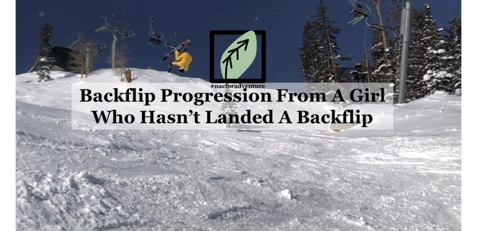 backflip progression tips and tricks