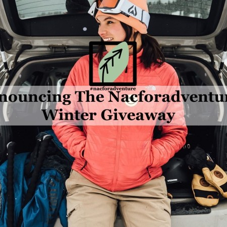 nacforadvetnure giveaway - winter